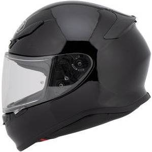 Shoei NXR casque intégral Noir Uni - Publicité