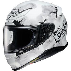 Shoei NXR Ruts TC-6 casque intégral Blanc Noir - XXL - Publicité
