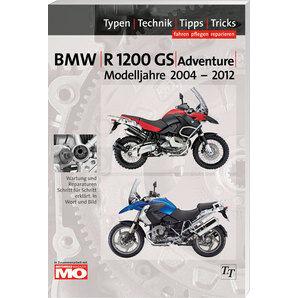 Text und Technik Verlag BMW Handbuch R 1200 GS 04-12 Fahren, pflegen, reparieren Text und Technik Verlag