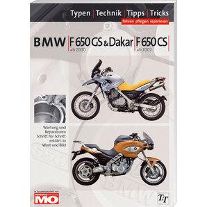 Text und Technik Verlag BMW Handbuch F 650 GS/CS Fahren, pflegen, reparieren Text und Technik Verlag