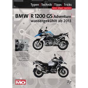 Text und Technik Verlag BMW Handbuch R 1200 GS LC Fahren, pflegen, reparieren Text und Technik Verlag