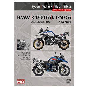 Text und Technik Verlag Manuel BMW R 1200 GS / 1250 Fahren, pflegen, reparieren Text und Technik Verlag