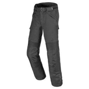 Büse Breno pour enfants, pantalon text. Moto Noir BÜSE - L