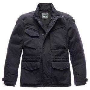Blauer H.T. Blauer Ethan veste textile hiver pour Moto Bleu H.T. - L