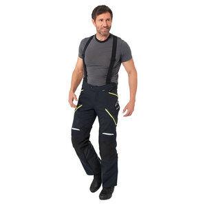 Alpinestars Big Sur Pro pantalon text. Noir Jaune alpinestars - XXL