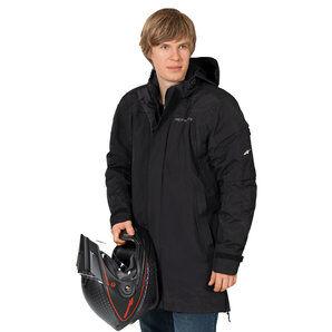 Alpinestars Longford Drystar, veste text Noir alpinestars - M