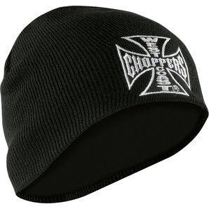 WCC classic bonnet Noir - UNI