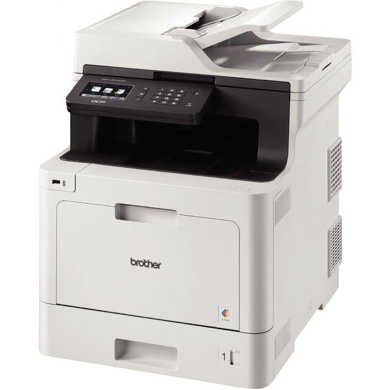 e-fournitures Multifonction laser Brother DCP-L8410CDW