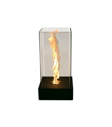 Mobelium Bio-cheminée Avec Effet Flamme Spécial Tornado