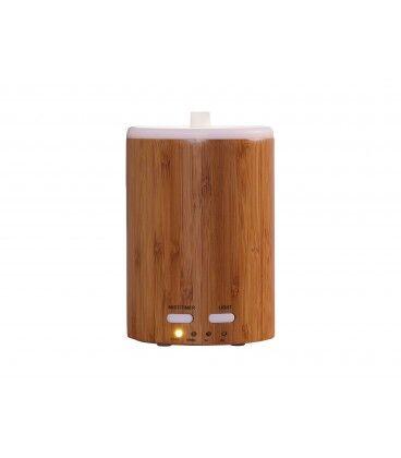 Mobelium Diffuseur D'arômes En Bambou Véritable Sumu 15 Bambu 10x10x15
