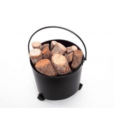 Mobelium Portaleña Cube Avec Roues Efp15 De  34x34x54