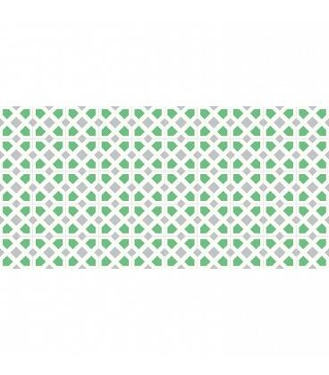 Mobelium Tapis De Vinyle Classique 143x97cm