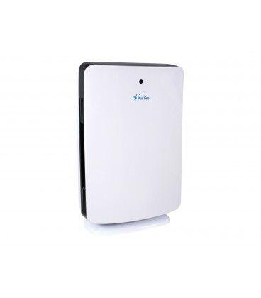 Mobelium Purificateur d'air avec filtre hepa, charbon actif, catalyseur froid et ioniseur, utilisation 40 m2, air frais 100