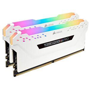 Corsair Vengeance PRO 32 Go (2x 16 Go) DDR4 3200C16 White - Publicité