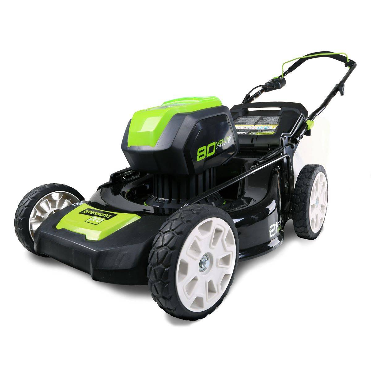 Greenworks Tools – Tondeuse À Gazon Sur Batterie Greenworks 80v (sans Batterie Ni Chargeur)