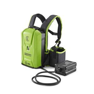 GREENWORKS Batterie sac à dos PRO GREENWORKS 82V (sans chargeur) - - Publicité