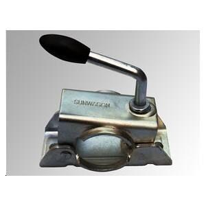 LAS Collier pour roue jockey 4,8 cm - - Publicité
