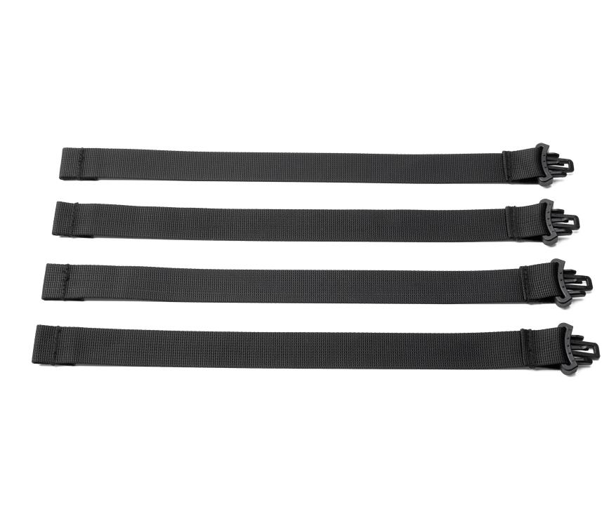 Bugaboo sangles de harnais bugaboo pour harnais confort noir