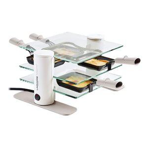 Lagrange Transparence Minéral - Raclette - 1000 Watt - gris perle - Publicité