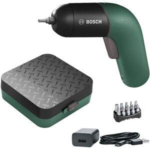 Bosch Visseuse sans fil Bosch IXO (6e génération) avec 10 embouts de vissage standards - Publicité