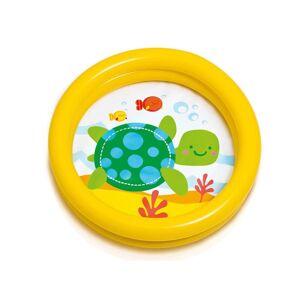 Intex Piscine gonflable ronde pour bébé Motif Tortue - Publicité