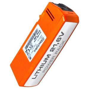 AEG Batterie Lithium 21.6V - Aspirateur (1924993429 ELECTROLUX, AEG) - Publicité
