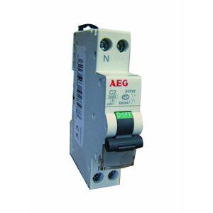 AEG Disjoncteur AEG Ph+N 2A - Publicité