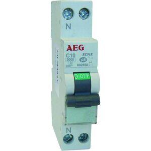AEG Disjoncteur AEG Ph+N 10A - Publicité