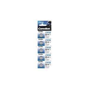 Camelion - Lot de 5 Pile bouton Lithium pour Calculatrice CR1620 DL1620 - Publicité
