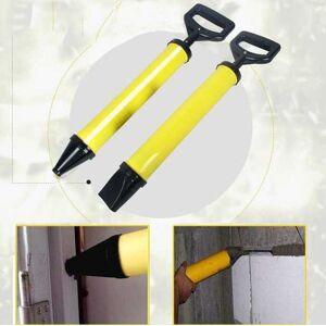 Calfeutrer pointage Brique Coulis mortier Pulvérisateur Applicateur Outil ciment Buse - Publicité