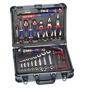 Kwb Coffre à outils de 129 pièces - Publicité