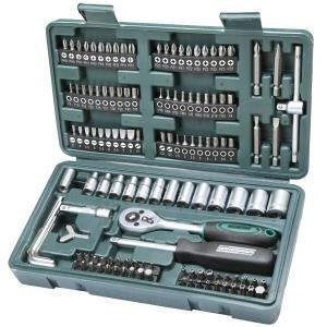 MANNESMANN M29166 Coffret de douilles 130pcs - Publicité