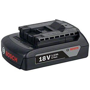 Bosch Batterie Li-Ion Bosch 18V 1,5Ah - Publicité