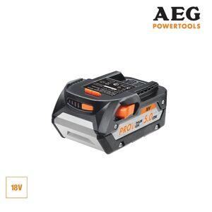 AEG Batterie AEG 18V Lithium-ion 5.0Ah L1850R - Publicité