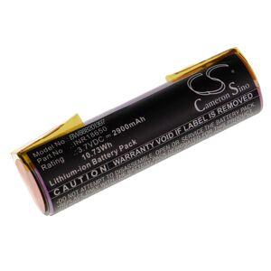 vhbw Batterie cellules compatible avec Bosch 0603968102, 0603977000, 0603981000, 6 LI outil électrique (2900mAh Li-ion 3,7V) - Publicité