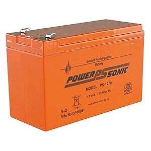 Power Sonic PS-1270 - Batterie 12 volts 7 Ah - Publicité