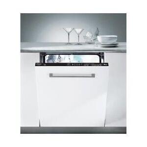 Candy CDI 1L38-02/T - Lave-vaisselle - intégrable - largeur : 59.8 cm - profondeur : 55 cm - hauteur : 82 cm - Publicité