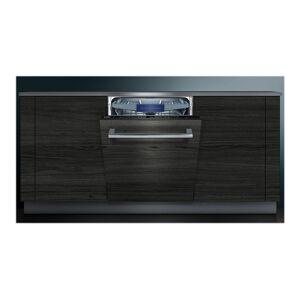 Siemens iQ500 SN658X02ME - Lave-vaisselle - intégrable - Niche - largeur : 60 cm - profondeur : 55 cm - hauteur : 81.5 cm - Publicité