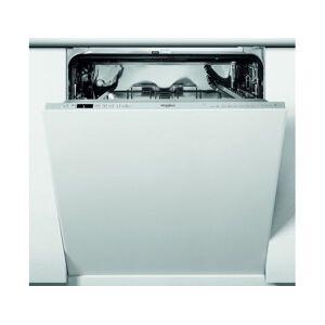 Whirlpool WRIC 3C34 PE - Lave vaisselle Argent - Intégrable - largeur : 59.8 - Publicité