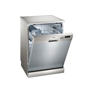 Siemens iQ100 SN215I02AE - Lave vaisselle Acier inoxydable/argent laqué - Pose libre - largeur : 60 - Publicité