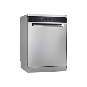 Whirlpool WFC 3C42 PX - Lave vaisselle Inox - Pose libre - largeur : 60 - Publicité