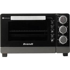 Brandt FC215MB - Four électrique - 1380 Watt - noir - Publicité