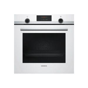 Siemens iQ300 HB573ABV0 - Four - intégrable - niche - largeur : 56 cm - profondeur : 55 cm - hauteur : 58.5 cm - avec système auto-nettoyant - classe A - blanc - Publicité
