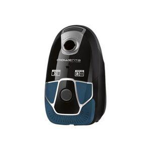 Rowenta X-Trem Power RO6851EA Parquet - Aspirateur - traineau - sac - bleu/noir - Publicité