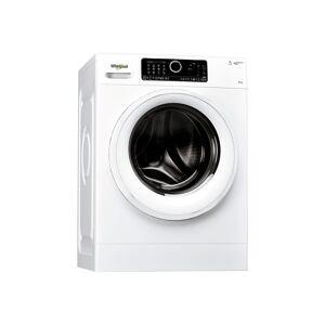 Whirlpool Supreme Care FSCR90499 Machine à laver Blanc - Chargement frontal - Publicité