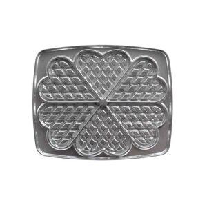 Lagrange - Jeu de plaques à gaufre - pour gaufrier - pour Lagrange Super 2 Gaufres - Publicité