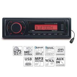 Caliber Rmd 046bt Autoradio Bluetooth Usb Sd Fm - Publicité