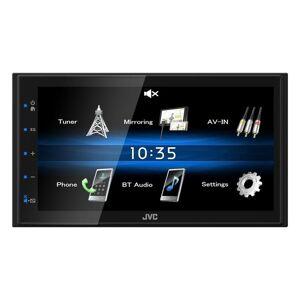 JVC Autoradio Multimedia JVC KW-M25BT Bluetooth - Publicité