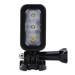 Batterie Rechargeable USB lampe vidéo LED étanche lampe de remplissage sous-marine pour caméra de sport Gopro - Publicité