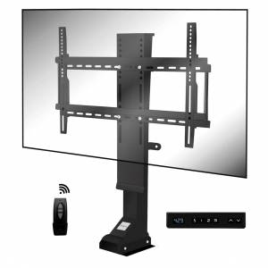 """I-NOVA FRANCE Support tv motorisé X8SB (32""""-70"""") télécommande noire clavier 3 mémoires - Publicité"""